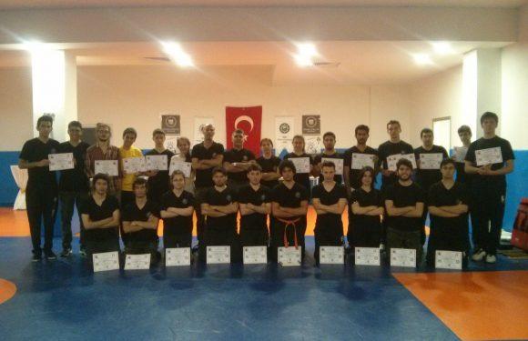 İstanbul Semineri ve Level Testi yapıldı