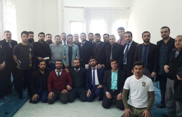 Diyarbakır Dini Yüksek İhtisas Müdürlüğünde Yakın Savunma Farkındalık semineri yapıldı